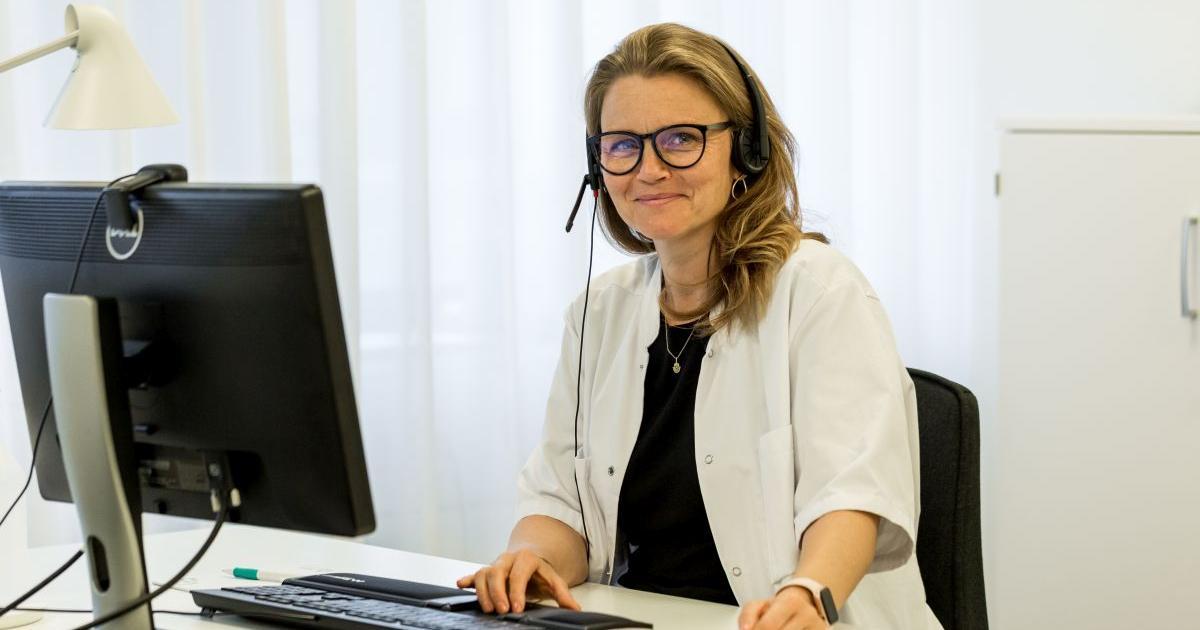 PensionDanmark tilbyder nu videosamtaler med læger til